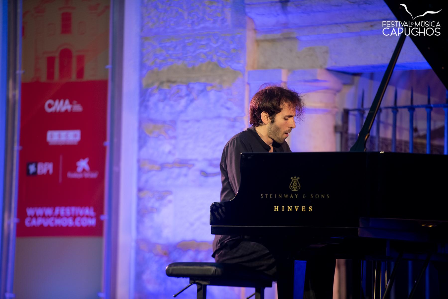 FESTIVAL DOS CAPUCHOS - Alexandre Kantorow Piano