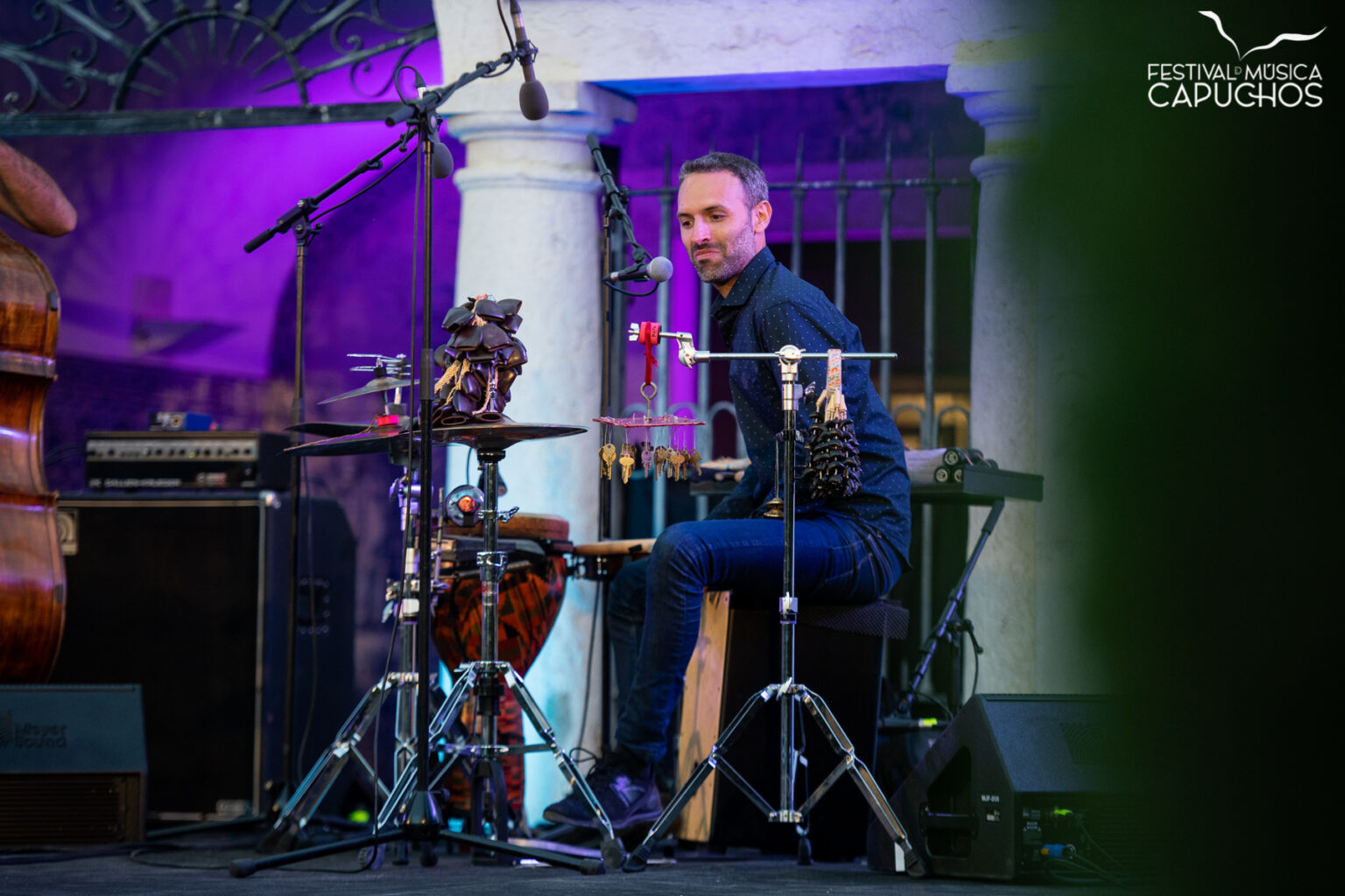 FESTIVAL DOS CAPUCHOS - Concerto de Jazz: Sofia Ribeiro Quarteto